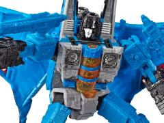 Transformers War for Cybertron: Siege Voyager Thundercracker
