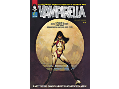 Vampirella #1 (Platinum Foil) Limited Edition Replica