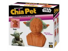 Star Wars Chia Pet Yoda