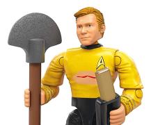 Star Trek Mega Construx Heroes Captain Kirk