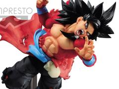 Super Dragon Ball Heroes 9th Anniversary Super Saiyan 4 Xeno Goku
