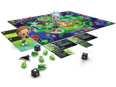 Pop! Funkoverse: Rick and Morty 100 Strategy Game Expandalone