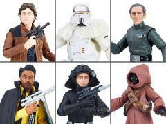 "Star Wars: The Black Series 6"" Wave 27 Set of 6 Figures"