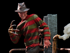 A Nightmare on Elm Street Freddy Krueger 1/10 Deluxe Art Scale Statue