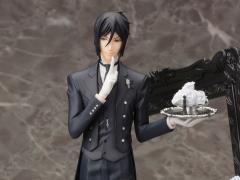 Black Butler ArtFX J Sebastian Michaelis Statue