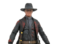 Westworld Select Man in Black (Battle Damaged) PX Previews Exclusive