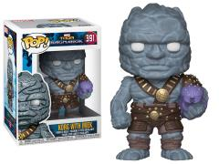 Pop! Marvel: Thor: Ragnarok - Korg (With Miek) Exclusive