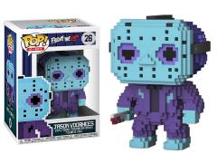 8-Bit Pop! Horror: Friday the 13th - Jason Voorhees (Classic NES) Exclusive