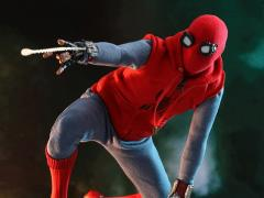 Spider-Man: Far From Home MMS552 Spider-Man (Homemade Suit Ver.) 1/6th Scale Collectible Figure