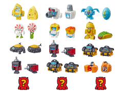 Transformers BotBots Shed Heads Five-Pack