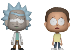 Rick and Morty Vynl. Rick + Morty