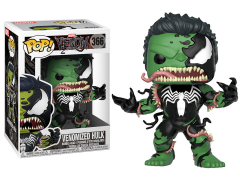 Pop! Marvel: Venom Series - Venomized Hulk