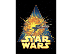 Star Wars Just Like Back Home Limited Edition Lithograph