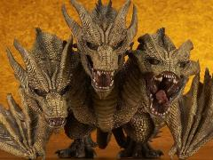 Godzilla: King of the Monsters Defo-Real King Ghidorah