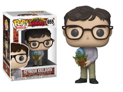 Pop! Movies: Little Shop of Horrors - Seymour Krelborn
