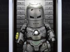 Iron Man 3 Mini Egg Attack MEA-015 Iron Man Mark I With Hall of Armor PX Previews Exclusive