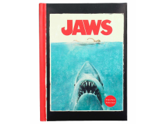 Jaws Light Up Notebook