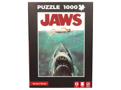 Jaws Movie Poster 1000-Piece Puzzle