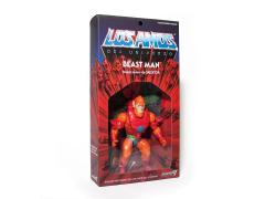 Masters of the Universe Vintage Beast Man (Los Amos) Exclusive