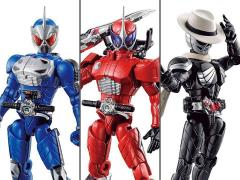 Kamen Rider So-Do Chronicle Kamen Rider Unstoppable A/Under The Wall of S Box of 3 Figures