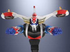 UFO Robot Grendizer UMA02 Grendizer & Double Spazer Finished Collectible Model