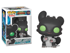 Pop! Movies: How to Train Your Dragon: The Hidden World - Night Lights No.726