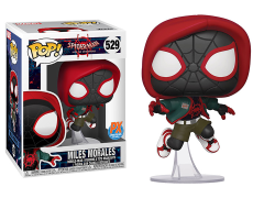 Pop! Marvel: Spider-Man: Into the Spider-Verse - Miles Morales (Casual) PX Previews Limited Edition Exclusive
