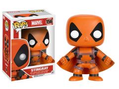 Pop! Marvel: Deadpool - Stingray (Orange) Exclusive