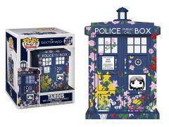 "Pop! TV: Doctor Who - 6"" Super Sized TARDIS (Clara Memorial)"