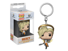 Pocket Pop! Keychain: Overwatch - Mercy