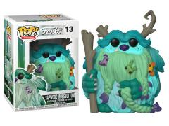 Pop! Monsters: Wetmore Forest - Sapwood Mossbottom