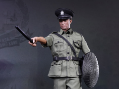 Royal Hong Kong Police Prison Guard Zheng Sir 1/6 Scale Figure