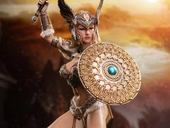 Tariah, The Silver Valkyrie 1/6 Scale Figure