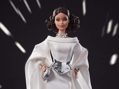 Star Wars Princess Leia x Barbie Doll