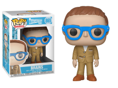 Pop! TV: Thunderbirds - Brains
