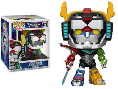 "Pop! Animation: Voltron - 6"" Super Sized Voltron"