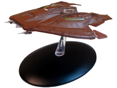 Star Trek Starships Collection #30 Nausicaan Fighter