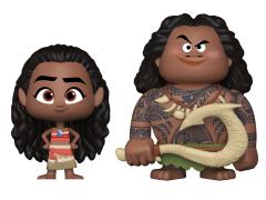 Moana Vynl. Moana + Maui