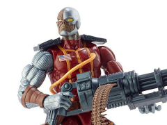 Deadpool Marvel Legends Deathlok (Sasquatch BAF)
