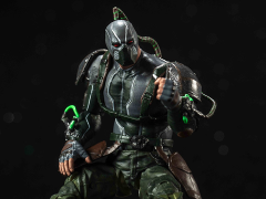 Injustice 2 Bane 1/18 Scale PX Previews Exclusive Figure