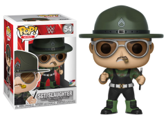 Pop! WWE: SGT. Slaughter