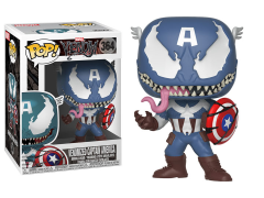 Pop! Marvel: Venom Series - Venomized Captain America