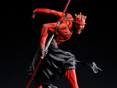 Star Wars ArtFX Darth Maul (Japanese Ukiyo-e Style) Statue
