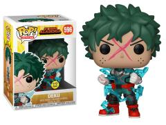 Pop! Animation: My Hero Academia - Deku (Glow-in-the-Dark) Exclusive