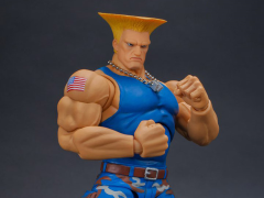 Street Fighter II Guile 1/12 Scale SDCC 2019 Exclusive Figure