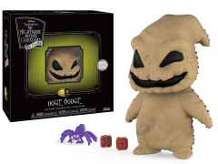The Nightmare Before Christmas 5 Star Oogie Boogie