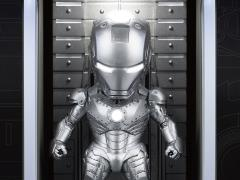 Iron Man 3 Mini Egg Attack MEA-015 Iron Man Mark II With Hall of Armor PX Previews Exclusive