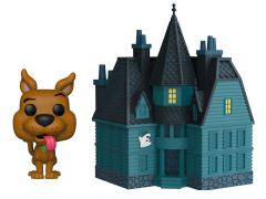 Pop! Town: Scooby-Doo - Scooby-Doo with Haunted Mansion