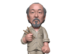 The Karate Kid Mr. Miyagi Body Knocker