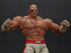 Street Fighter II Sagat 1/12 Scale SDCC 2019 Exclusive Figure